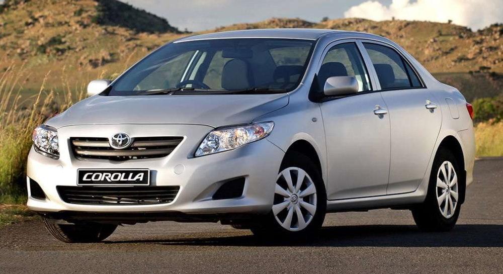 Toyota Corolla Е150 седан